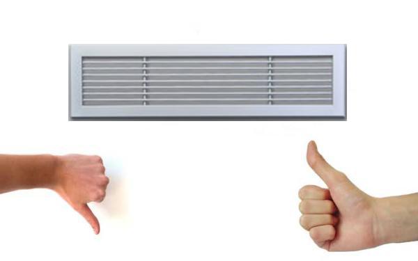 Los pros y contras del aire por conductos aire for Aire acondicionado conductos