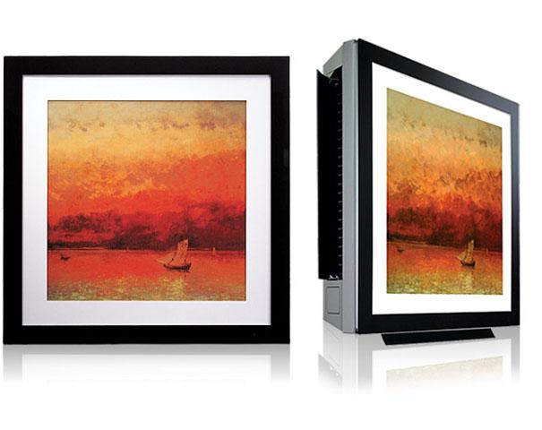 Son compatibles interiorismo y climatizaci n - Aire acondicionado cuadro ...